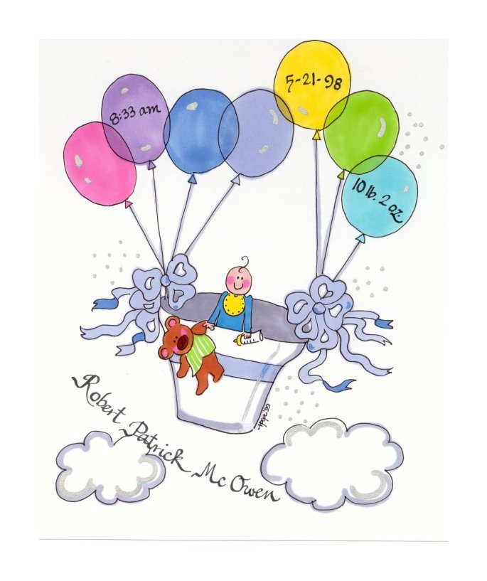 Personal By Design! BALLOON